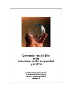 Andrés Koryzma - Comentarios de Silo sobre alma-doble, centro de gravedad y espíritu