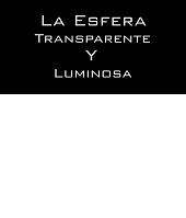 Ariel Niro - Esfera transparente y luminosa