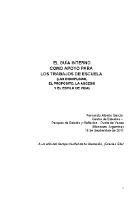 Fernando Garcia - El Guía Interno como apoyo para los trabajos de Escuela
