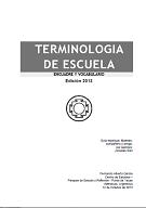 Fernando Garcia - Terminología de Escuela - Encuadre y vocabulario - Edición 2013