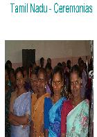 Karen Rohn - Tamil Nadu - Ceremonias (Presentación)