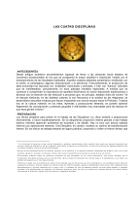 Las Cuatro Disciplinas - Español