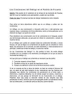 Susana Lucero - Las Condiciones del Diálogo en el Ámbito de Escuela