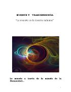 Susana Lucero - Muerte y trascendencia.